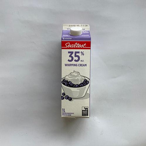Cream 35%