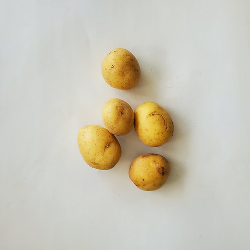 Potatoes, Mini White