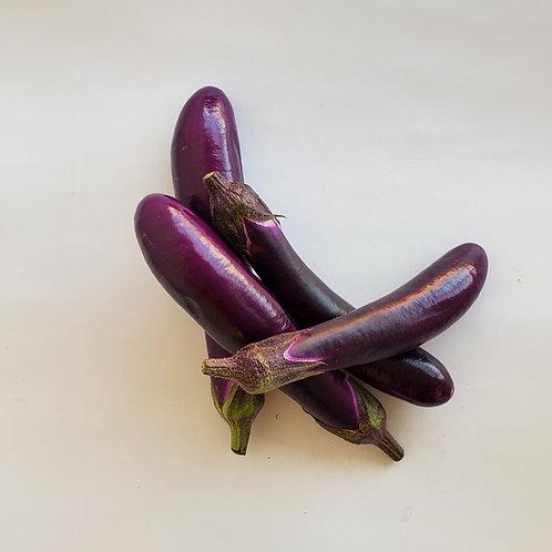 Eggplant, Chinese / Japanese