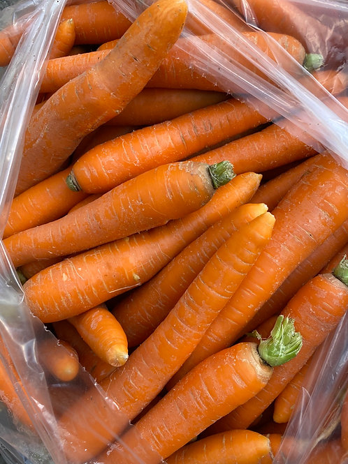 Root Vegetables, Carrots - Ontario