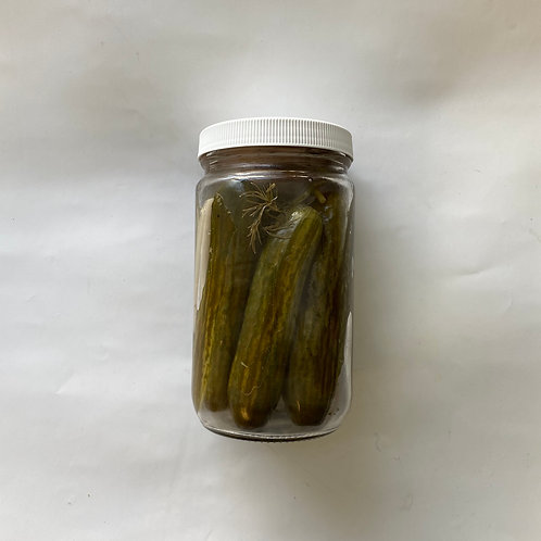 Pickles, Dill
