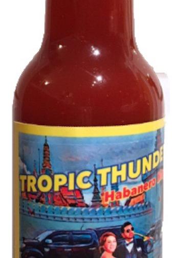 Hot Sauce, OG Maple Habanero, Tropic Thunders 168