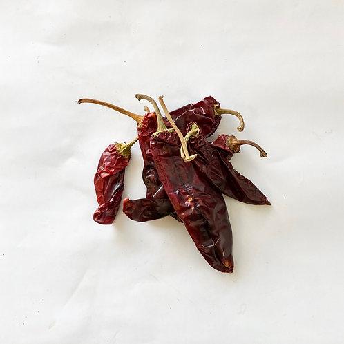 Dried Chilies, Puya