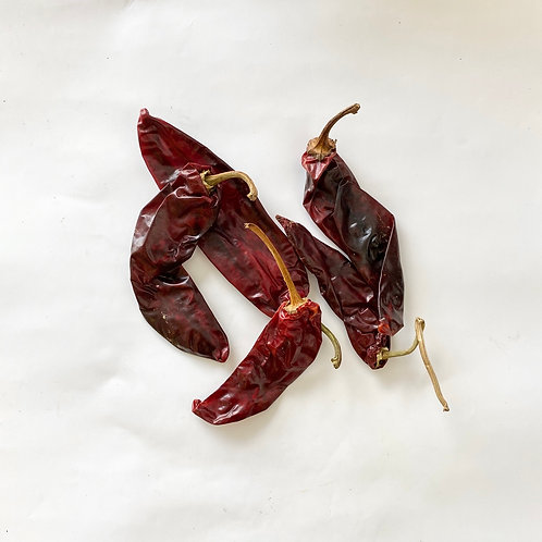 Dried Chilies, Guajillo