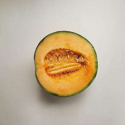 Melons - Cantaloupe, Half