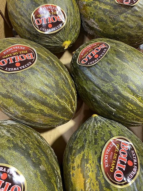 Melons, Santa Claus