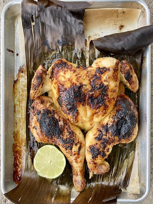 Chicken, Lemongrass