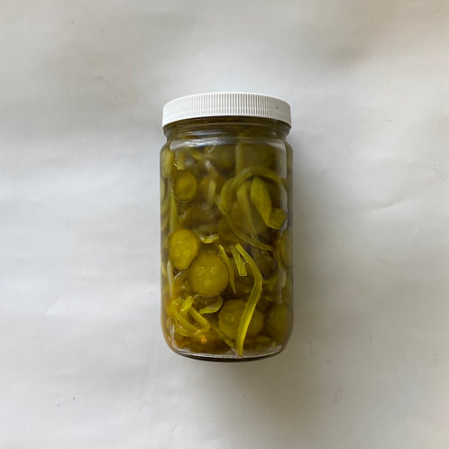 Pickles, Bread + Butter