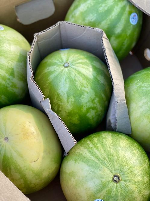 Melons, Watermelon Half