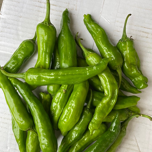 Chilies Peppers, Shishitos