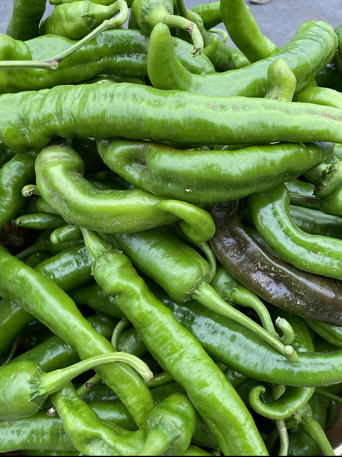 Chilies Peppers, Long Green - Ontario