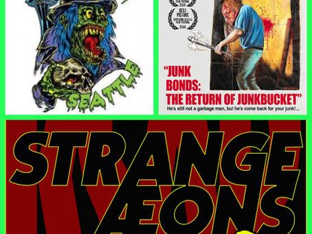 Bonus! Crypticon Seattle and Strange Aeons Radio