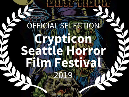 Crypticon Seattle Film Festival
