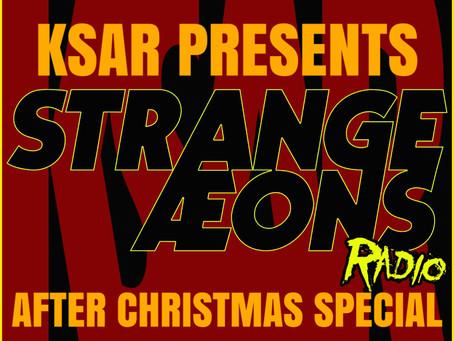 Strange Aeons Radio's first full episode!