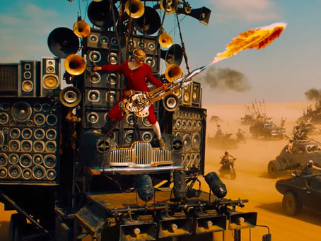 Episode 6 Mad Max Fury Road