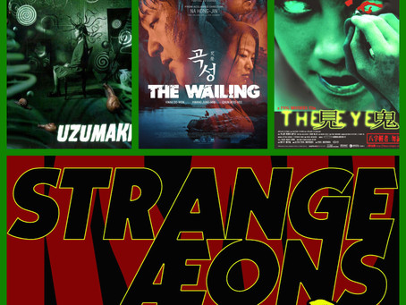 37 HORROR FROM THE EAST!