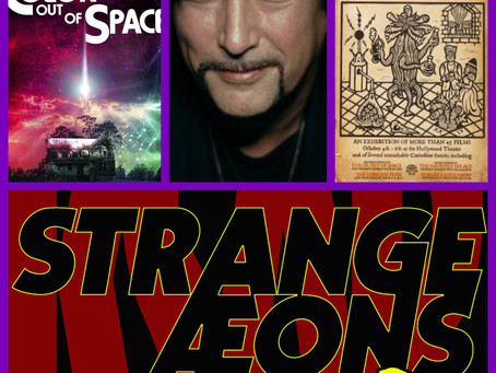 COLOR OUT OF SPACE! (with Richard Stanley)