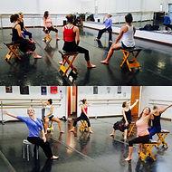 Gyrokinesis Master Trainer Patricia Stewart teaching at Gold Coast Dance Retreat Sea Clif, Manhasset, Glen Cove, Roslyn