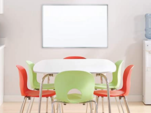 Mead Dry Erase Board, Whiteboard -- Post Shipping & Tax