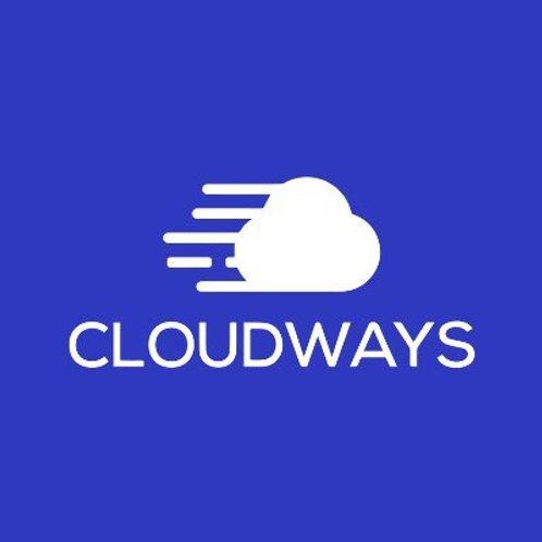 Cloudways - 1 Month Subscription