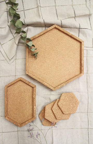Hex Tray - Large