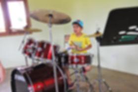 iCamp Thailand Music Class