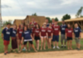 Camp Counselor Staff