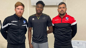 New 1st Team Signing
