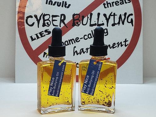 Play Nice Anti-Bullying Oil