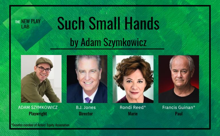 Such Small Hands by Adam Szymkowicz