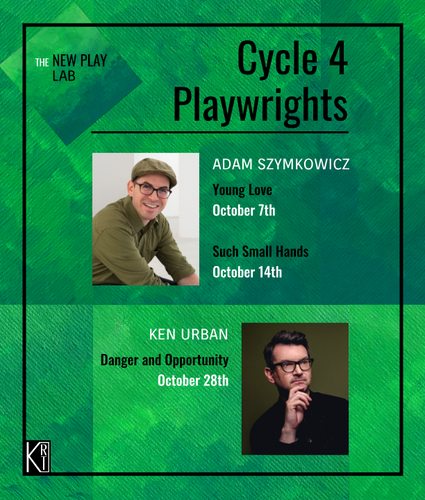 The New Play Lab Cycle 4