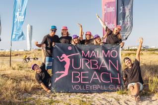 Årets roligaste tävling - Urban Beach Volley Cup