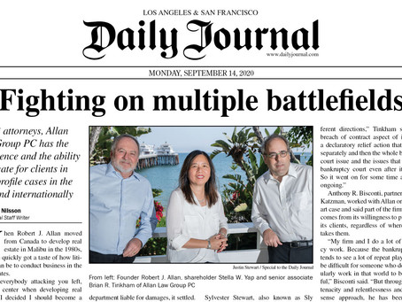 Fighting on Multiple Battlefields