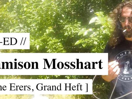 ØP-ED // Jamison Mosshart