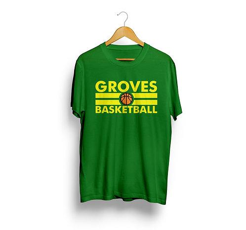 Groves Basketball Spirit Shirt
