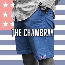 American Oxford Chambray Shorts
