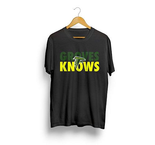 Groves Knows Spirit Shirt
