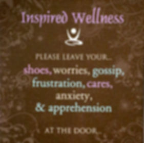Contact Inspired Wellness Kelly Hale
