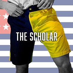 American Oxford Scholar Shorts