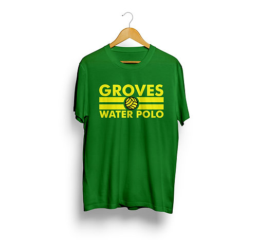 Groves Water Polo Spirit Shirt