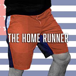American Oxford Home Runner Baseball Shorts