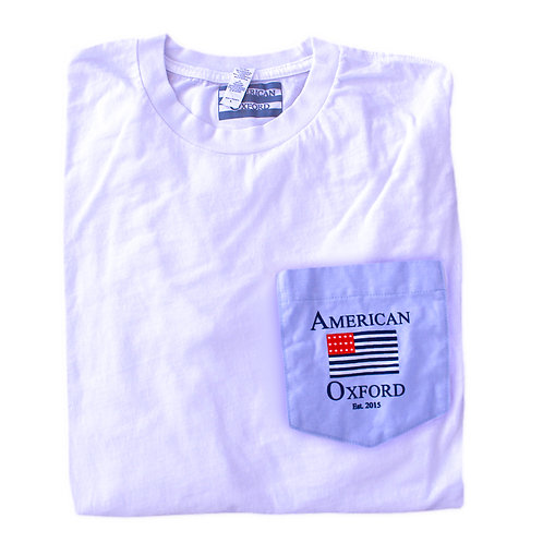 Long Sleeve T: American Oxford Signature