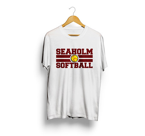 Seaholm Softball Spirit Shirt
