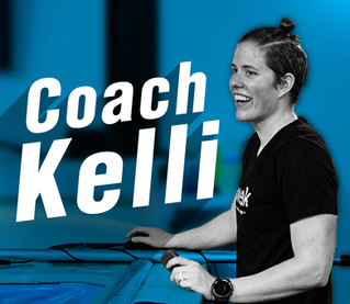 Get to Know Our Coaches! - Kelli Dewey