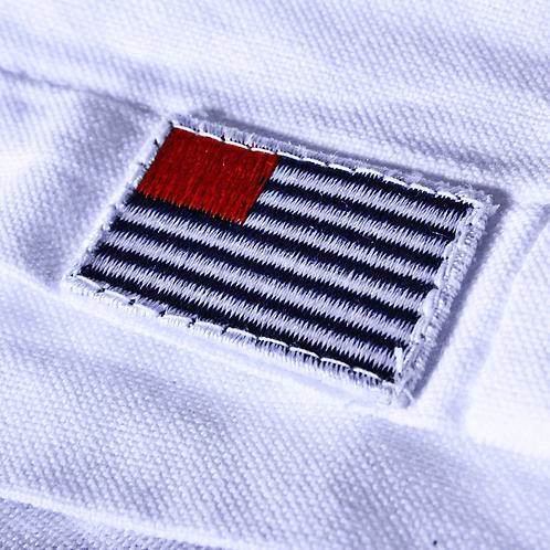 The Oxford: Stripe