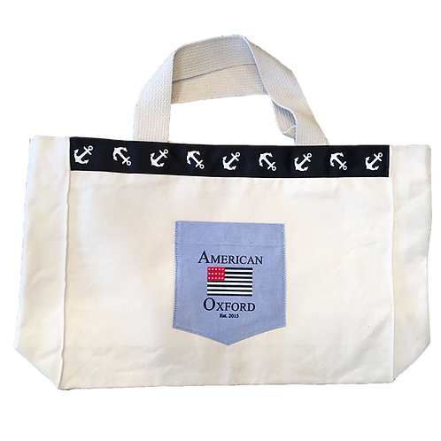 The Tote Bag: American Oxford Signature
