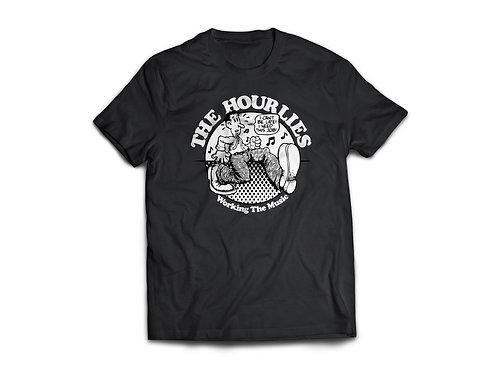 The Hourlies (MI) T-Shirt