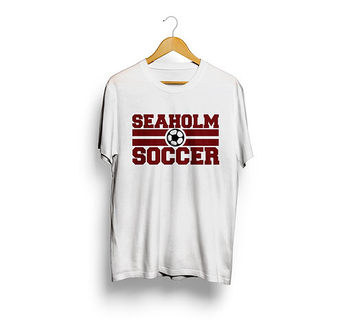 Seaholm Soccer Spirit Shirt