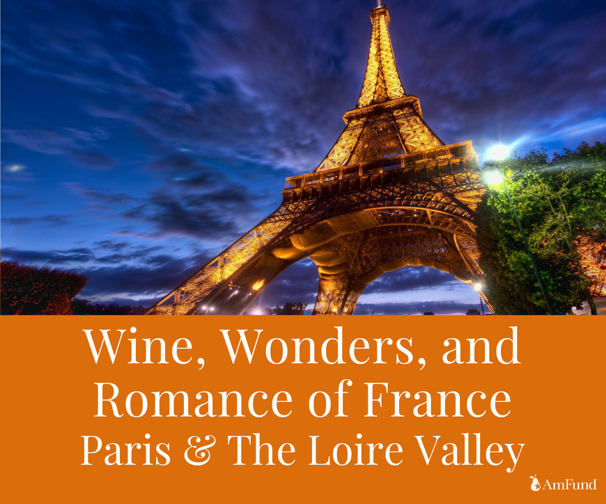 Wine, Wonders and Romance of France