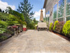 How to Clean a Cement Patio Get your cement patio ready for outdoor entertaining with these cleaning